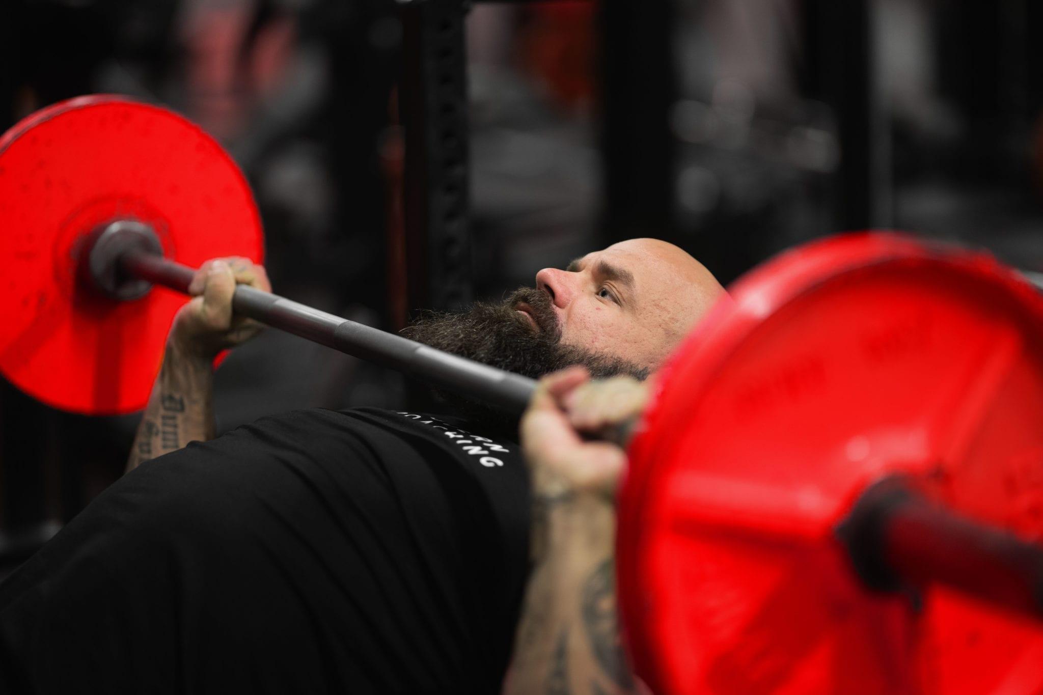Back to Basics 2 – Lihasmassan kasvatus miehet yli 85